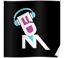 DJ EDM-dbp Poster