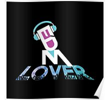 DJ EDM Lover-dbp Poster