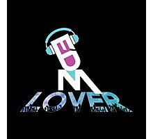 DJ EDM Lover-dbp Photographic Print