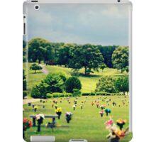 Kennesaw Memorial Garden & Hostoric Battlefield, Marietta, Georgia iPad Case/Skin