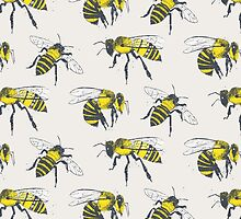 Bees by tracieandrews