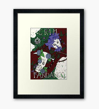 Grim Fandango Framed Print
