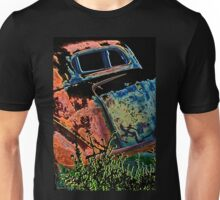 Rusty Rumble Seat Unisex T-Shirt