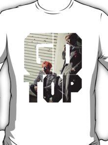 Bigbang GD & TOP 'ZUTTER' Typo 2 T-Shirt