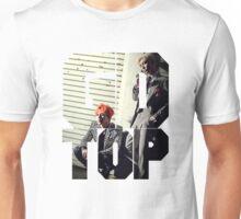 Bigbang GD & TOP 'ZUTTER' Typo 2 Unisex T-Shirt