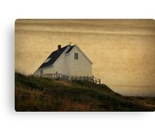 Letters from the Sea Canvas Print