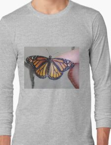Monarch Butterfly ChangeArt II Long Sleeve T-Shirt