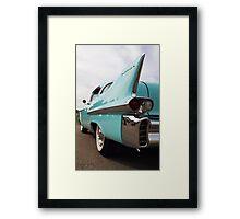 1958 Cadillac  Framed Print