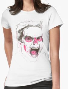 Henry Rollins v2 Womens Fitted T-Shirt
