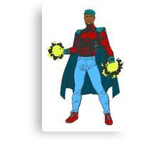 X-men custom character - Paz Canvas Print