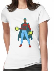 X-men custom character - Paz Womens Fitted T-Shirt