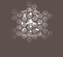 Save The Bees, Save Our Food Unisex T-Shirt
