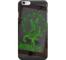 12 Monkeys Dark iPhone Case/Skin