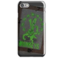 12 Monkeys Dark iPhone Case/Skin