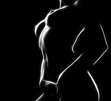 Nude Lines 2 by Mikhail Palinchak