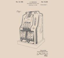 Fruit Machine Patent 1938 by chris2766