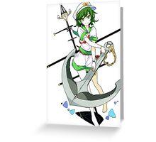 Touhou - Minamitsu Murasa Greeting Card