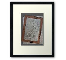 12 Monkeys Light Framed Print
