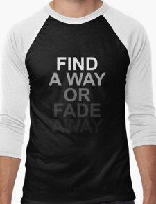 FADE AWAY Men's Baseball ¾ T-Shirt