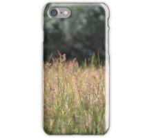 British Meadow iPhone Case/Skin