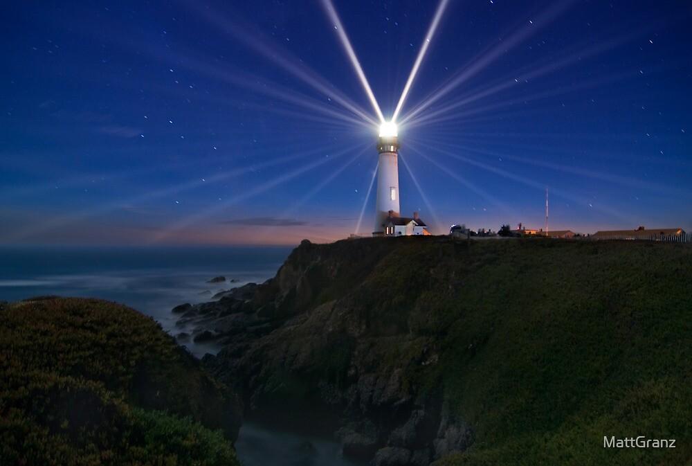 Pigeon Point's 24 Points of Light by MattGranz