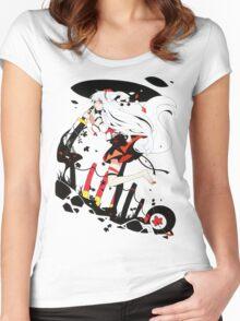 Touhou - Momiji Inubashiri Women's Fitted Scoop T-Shirt