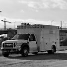 Ambulance by InvictusPhotog