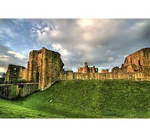 """Northumberland's Passing Prestige"" Photographic Print"