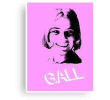 Gall Canvas Print