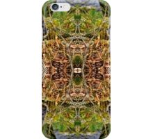 Abstracted Reflective Nature iPhone Case/Skin
