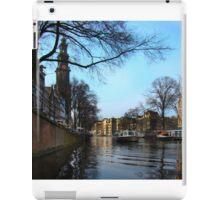 Canals Of Amsterdam III iPad Case/Skin