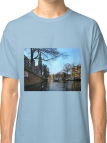 Canals Of Amsterdam III Classic T-Shirt