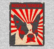 Propaganda Boston Terrier Unisex T-Shirt