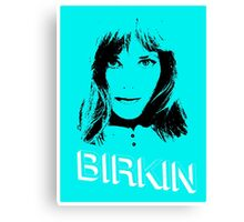 Birkin Canvas Print