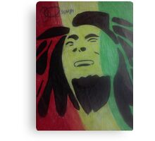 Tribal Marley Canvas Print