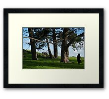 a passion for Kate Bush Framed Print