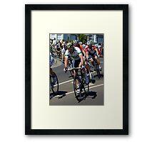 Matthew Goss Framed Print