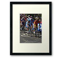 Allan Davis Framed Print