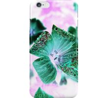 Photoshopped Flower 2 iPhone Case/Skin