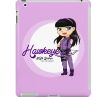YA Chibi Hawkeye (Kate Bishop) iPad Case/Skin