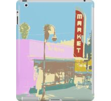 Market USA iPad Case/Skin