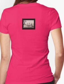 Dessert at a Funeral  Womens Fitted T-Shirt
