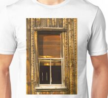 Kirwin Window-Signed-#0223 Unisex T-Shirt