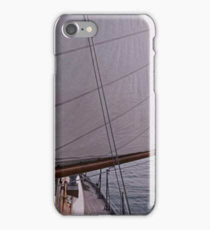 Sailing Before the Wind iPhone Case/Skin