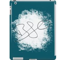 Author's Signature iPad Case/Skin