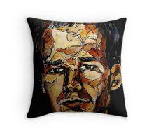 another self-portrait Throw Pillow