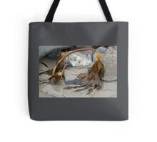 Uncovered By The Tide- Lyme Dorset UK Tote Bag