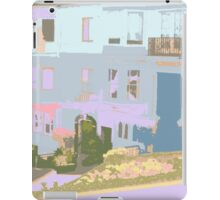 The Streets of San Francisco iPad Case/Skin
