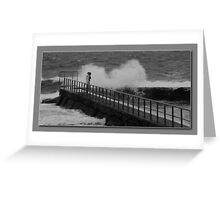 Forster pool Greeting Card