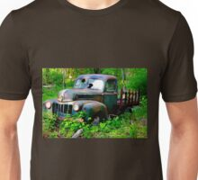 1942 Ford Pickup Truck - Abandoned in Cass County, Texas Unisex T-Shirt